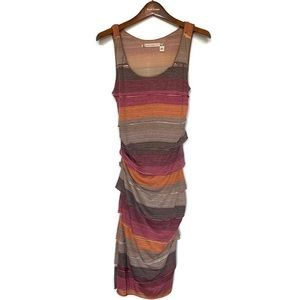 Chelsea and Violet Tiered Dress Size Medium